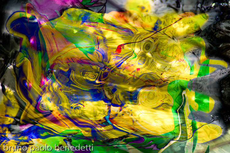 colori brillanti ion opera di arte digitale da fotofrafia
