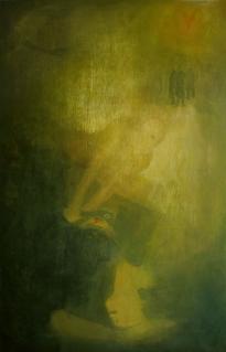 La Notte dipinto di Iris Casamenti
