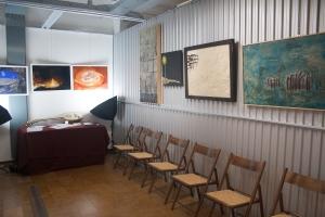 stand associazione gruppo per l'arte antares a art in box forli