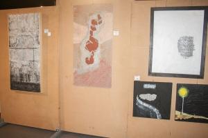 arte materica di Corrado Catani